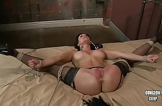 bdsm, rope sex, squirt