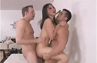 cougars, double, mature asia, penetrated