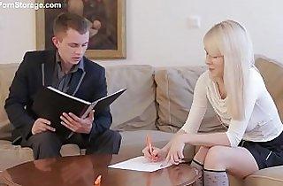blonde, HD, russia