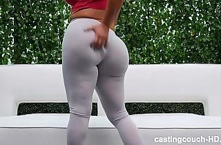 anal, ass, BBC, blonde, blowjob, casting, tits, fatty