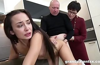3some fuck, blowjob, cougars, xxx couple, cream, cumshots, fingerfucked, grannies