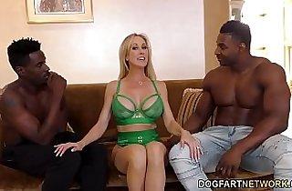 3some fuck, BBC, Big Dicks, black  porn, blowjob, cougars, cuckold sex, cream