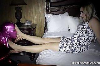 asian babe, ass, blonde, domination, feet, femdom, fetishes, footfetish