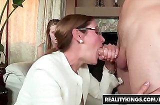 3some fuck, amateur sex, blowjob, cream, cumshots, handjob, mom xxx, mom-son
