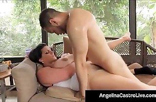 angelic, BBW, Big Dicks, black  porn, boobs, cream, cumshots, Giant boob