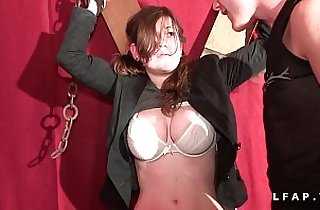 amateur sex, bdsm, boobs, brunette, tits, europe, fisted, Giant boob
