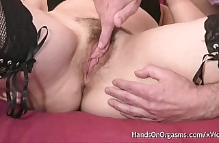 amateur sex, ass, cheated, clitoris, England, fingerfucked, hairypussy, lingerie