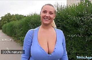 amateur sex, blonde, boobs, tits, cream, cumshots, Giant boob, giant titties