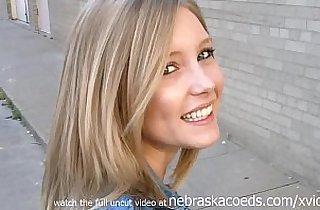 amazing, blonde, in college, flashing, friends, girlfriend, gorgeous, heels