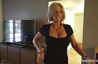 blonde, blowjob, tits, cougars, cream, cumshots, giant titties, handjob