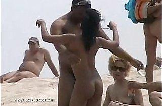 beach, black  porn