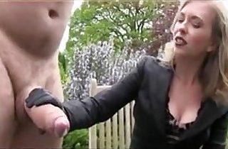 bdsm, Big Dicks, England, handjob, hubby xxx, humiliate, MILF porno