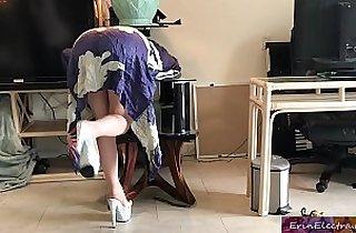 amateur sex, ass, blonde, creampies, cream, curvy girl, familysex, heels