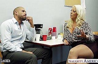 blonde, blowjob, busty asian, tits, facialized, giant titties, hardcore sex, heels