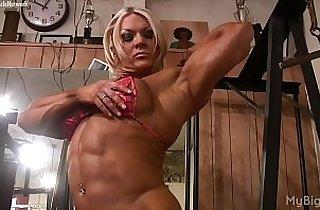 blonde, clitoris, England, masturbating